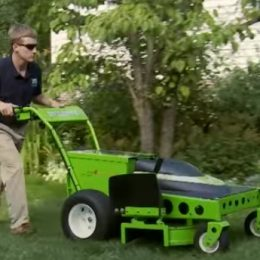 lawn mowing & landscaping work